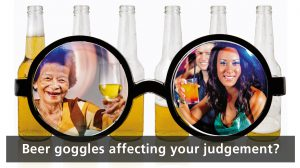 Is alcohol affecting your judgement?