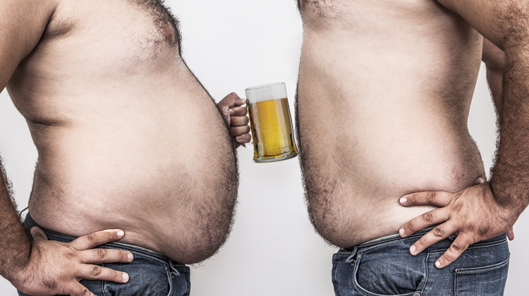 Is your drinking affecting your waistline?